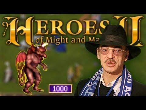 Боссы герои меча и магии 6