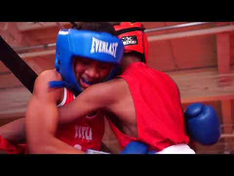 Shmar Canal vs Khalil Smith-Rawls 105lbs | Dynamite Boxing News!