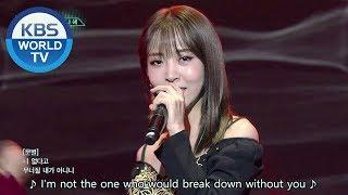 MAMAMOO   EGOTISTIC   마마무   너나 해 [Music Bank Hot Stage  2018.08.03]