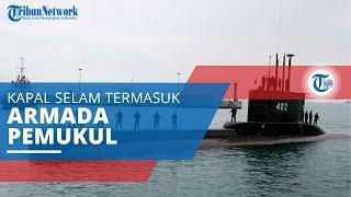 KRI Nanggala-402, Kapal Selam Milik Satuan TNI Angkatan Laut Republik Indonesia