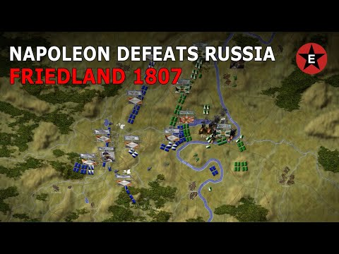 Napoleonské války #3 – Bitva u Friedlandu