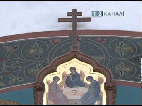 Ильинский храм в бобруйске