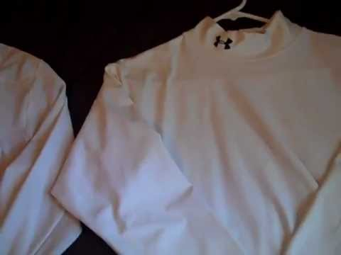 The Difference Between Under Armour Heatgear and Under Armour Coldgear