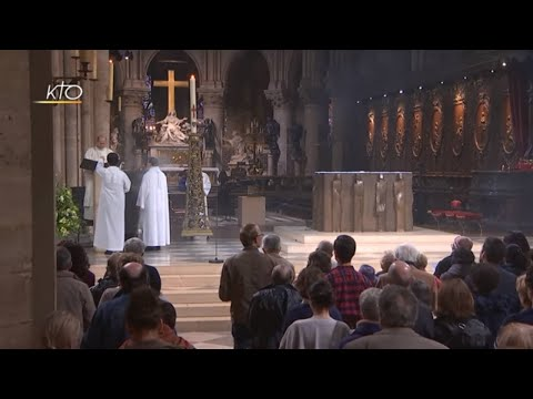 Messe du 15 avril 2018