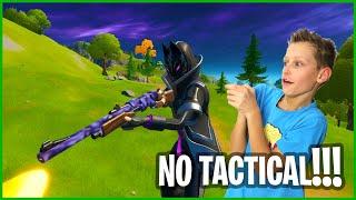 NO TACTICAL SHOTGUNS ALLOWED!!!