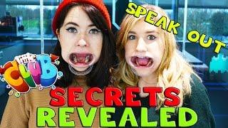 Kelly&Carly Vlogs: Speak Out-LITTLE CLUB SECRETS REVEALED!!