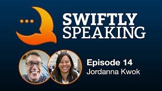 Swiftly Speaking 14: Jordanna Kwok