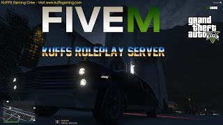 FiveM |KUFFS Roleplay Server| Highlights From My First Civ Session