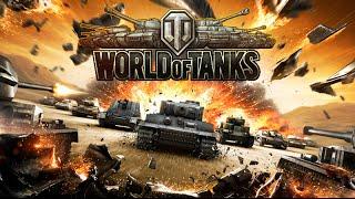 Осторожно! Сложный геймплей! (стрим World of Tanks 10.04.2016)