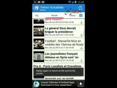 Video of France Actualités