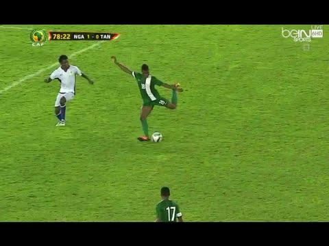 Nigeria VS Tanzania 1-0 HD (CAN 2017 Qualifications) 03.09.2016