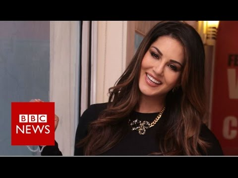 Sunny Leone: I'm OK with my 'sexy' image - BBC News