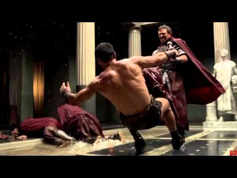 Spartacus Blood and Sand (one if not the ONE, best scene of the show)