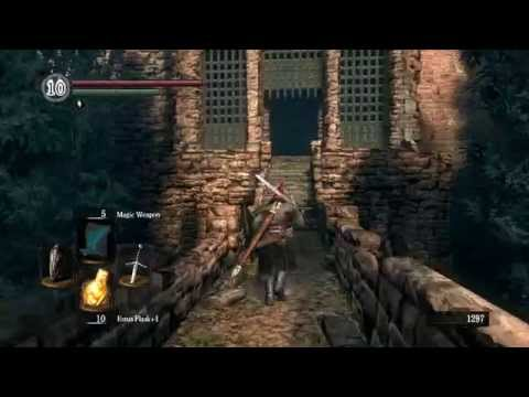 Dark Souls Walkthrough - Everything Possible In... Sen's Fortress ► 7
