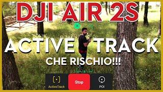 DJI AIR 2 S - ACTIVE TRACK 4.0, BENE ma NON BENISSIMO