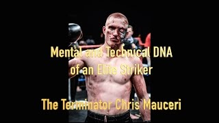 Mental and Technical DNA of an Elite Striker: Chris Mauceri Interview