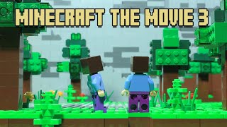 Lego Minecraft Movie 3