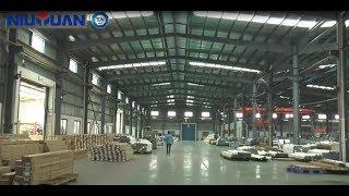 Factory Tour In 2018 - Foshan NiuYuan Tile / Floor/ Carpet Trim