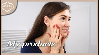 My skincare routine in winter + pro tips for dry/sensitive skin ǀ Justine Leconte