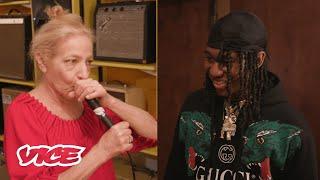 A Senior Citizen Enters the World of SoundCloud Rap