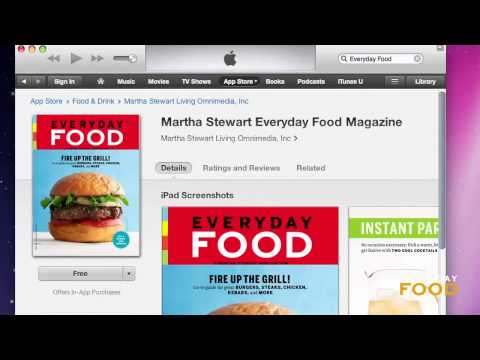 Everyday Food July Issue – Everyday Food with Sarah Carey