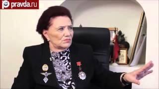 Летчик испытатель Марина Попович об инопланетянах