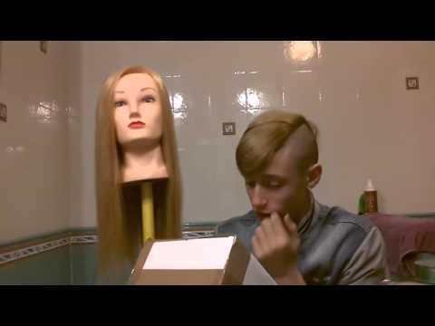 ♥ETICA & ESTETICA♥ Testina da parrucchiere♡