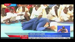 KTN Leo: Kenya itafikisha timu mbili kuchuana mechi ya Judo bara Afrika nchini Burundi, 5/10/16