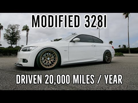Here's why a Modded BMW 328i is the best DAILY DRIVER