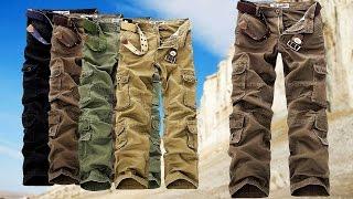 Зимние мужские штаны для рыбалки