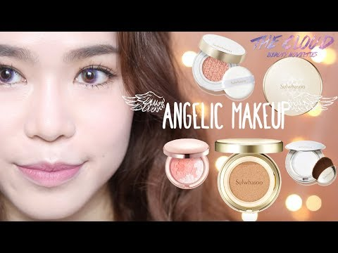 SULWHASOO ANGELIC MAKEUP | CUSHION PERFECTING EX HONEST REVIEW & DEMO | Makeup Thiên Thần