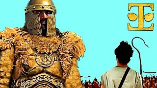 DAVID AND GOLIATH – RARE ACCURATE VERSION   Best Bible Stories
