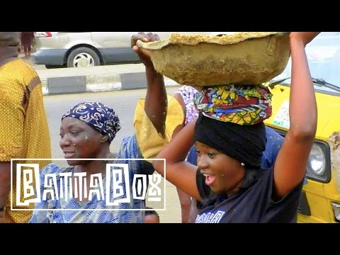 Nigeria's Women Street Labourers - earning under $7 a day