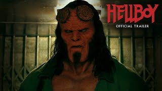 """Hellboy (2019 Movie) Official Greenband Trailer """"Smash Things"""" – David Harbour, Milla Jovovich"""