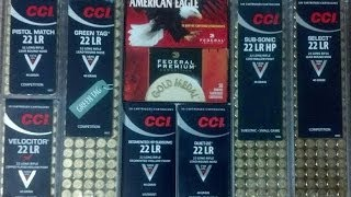 5 REASONS WHY YOU CAN'T FIND .22LR AMMO.