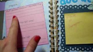 Let's Get Crafty: Episode # 18: Pregnancy Paper Bag Album