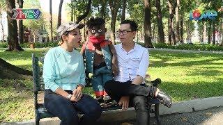 Miko Lan Trinh kinh ngạc với chàng trai có biệt tài nói bằng bụng 😜