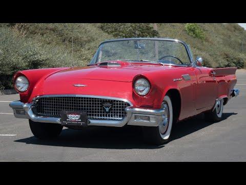 Video of '57 Thunderbird - QQE3