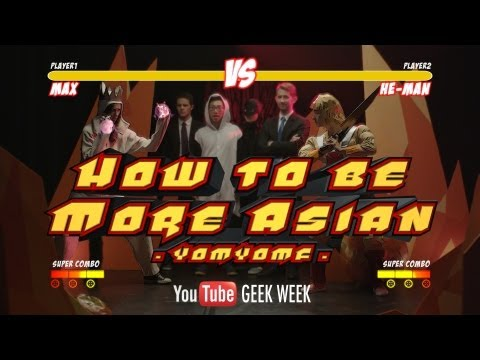 How to be More Asian Musical