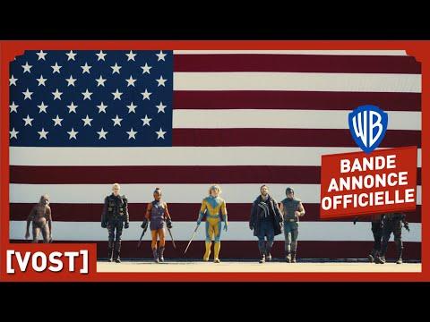The Suicide Squad- bande-annonce Warnos Bros France