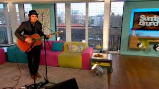 Gaz Coombes The Girl Who Fell To Earth Sunday Brunch 2015