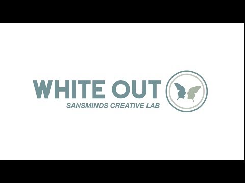 Whiteout by SansMinds Creative Lab