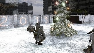 СТАЛКЕРЫ ВСТРЕЧАЮТ НОВЫЙ ГОД. STALKER Погоня за праздником 2: В ожидании чуда. #2 (финал)