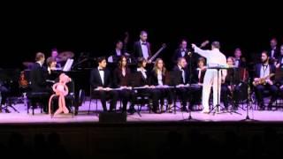Джаз-оркестр НГТУ и Биг-бэнд Владимира Толкачева