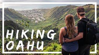 6 BEST Hiking Trails in OAHU Hawaii