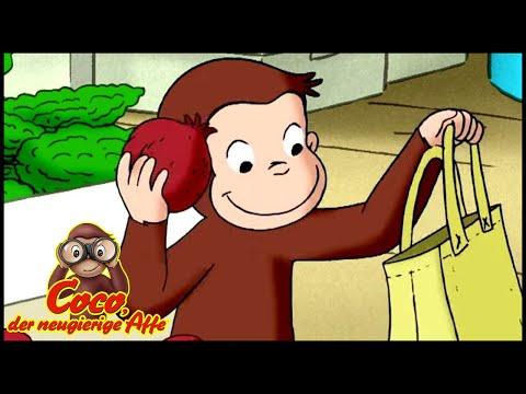 Coco der Neugierige Affe 🐵Vietnamesisches Gemüse 🐵Ganze Folgen Staffel 5 🐵Cartoons für Kinder