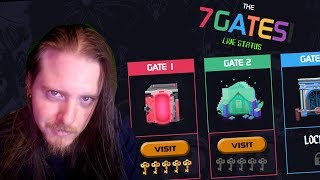 Gate 2 is Finally Open | Game Theory's ARG (streamed: 1/19/2019)