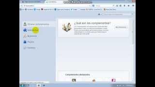 Como bloquear páginas en Firefox - Extensión block site