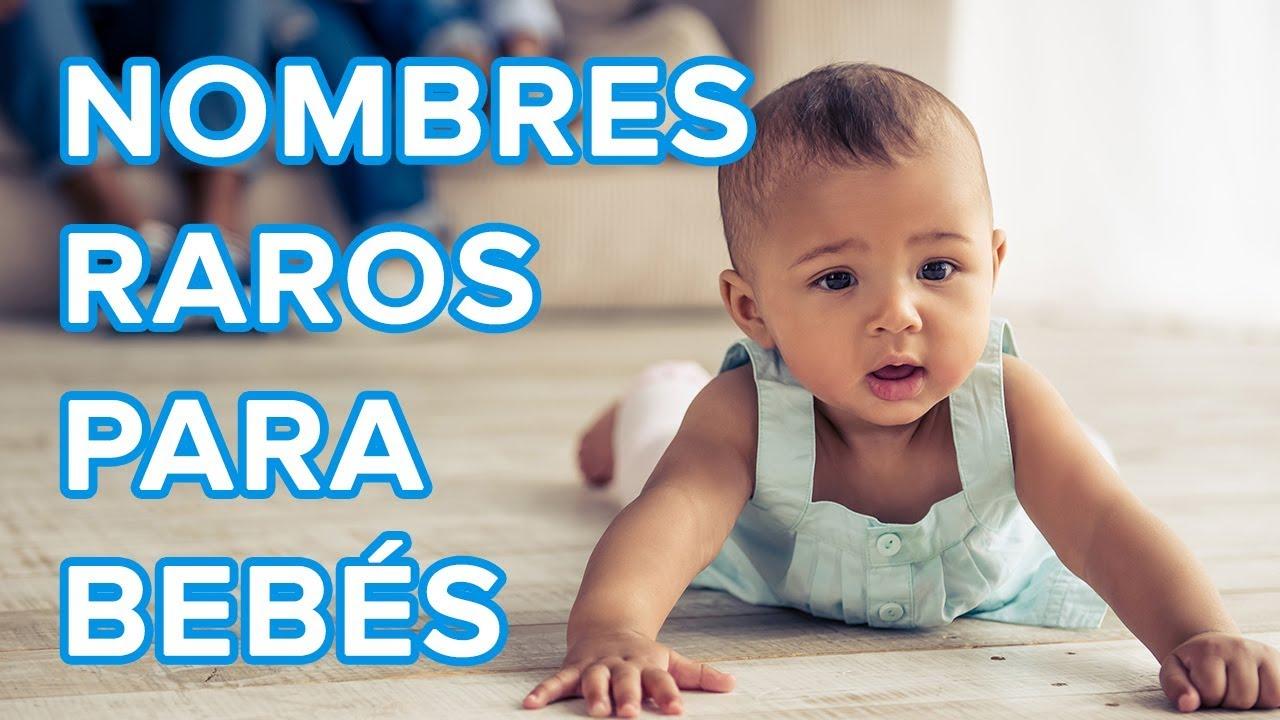 Los nombres más raros para bebés | Ideas de los padres millennials ????