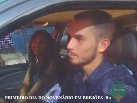 TV BREJÕES - PRIMEIRO DIA DO NOVENÁRIO EM BREJÕES  BA